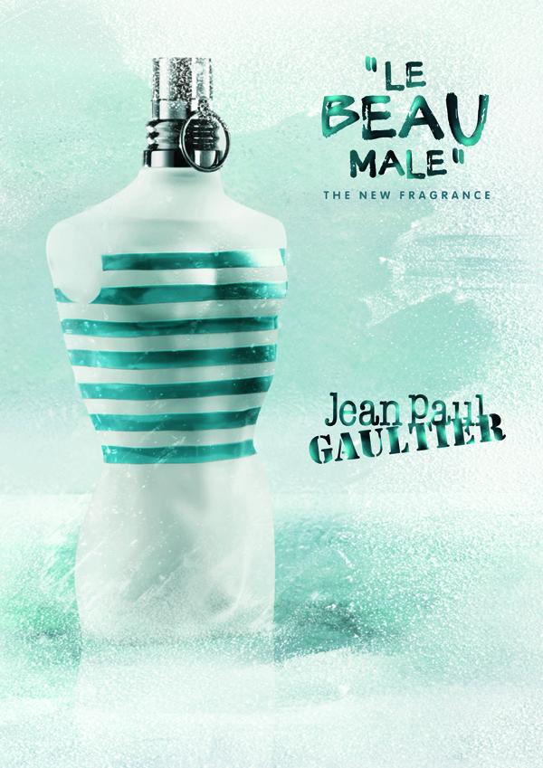 Le Beau Mâle, le nouveau parfum Jean Paul Gaultier