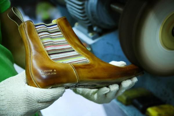 chaussures melvin hamilton