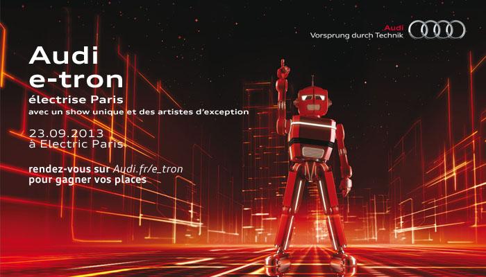 #Audi #e_tron