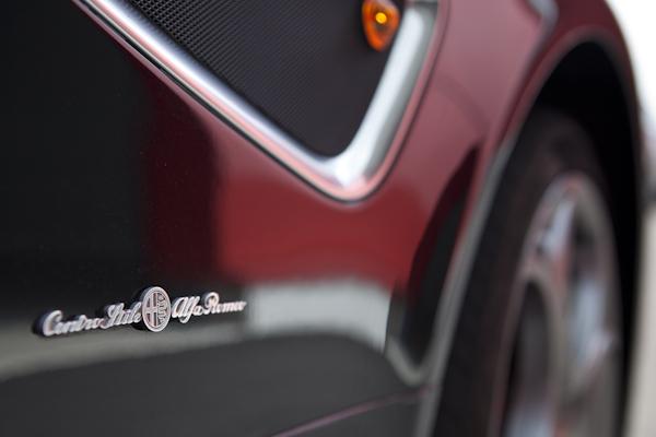 Alfa Romeo 8C Competizione - Alfa MasterDrive