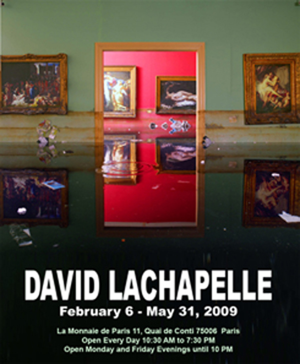 Exposition David LaChapelle