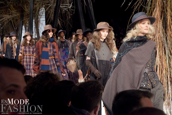 Collection KENZO Automne Hiver 2010