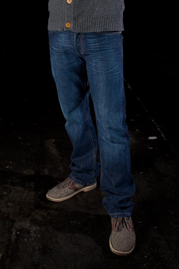 MAREKA Jeans - Street Style EnModeFashion