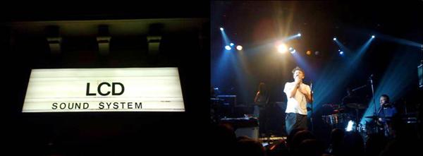 LCD Sound System au Bataclan