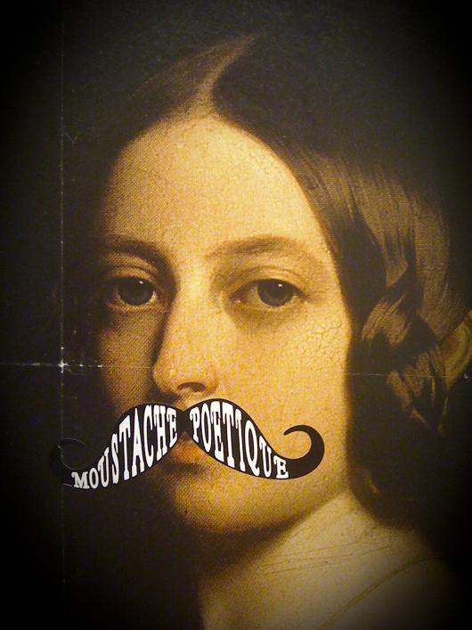 Moustache poétique