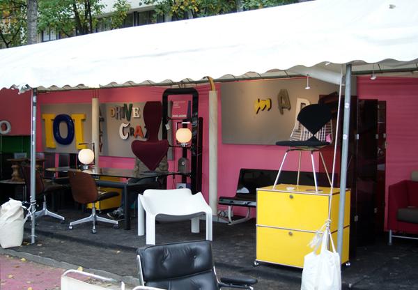 Galeries XXO et Kidimo - Les Puces du Design