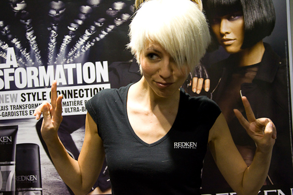 REDKEN New Style Connection - Toni&Guy