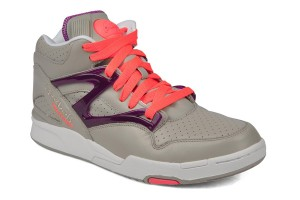 REEBOK Pump - silver purple