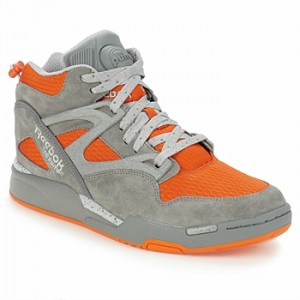 REEBOK pump - slam orange