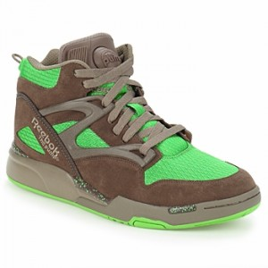 REEBOK pump - grizzly brown