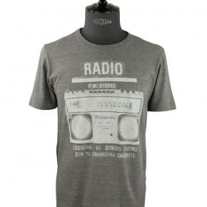 Misericordia - T-shirt Radio