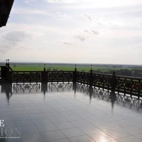 Temple bouddhiste Chau Doc - Frontière Vietnam Cambodge