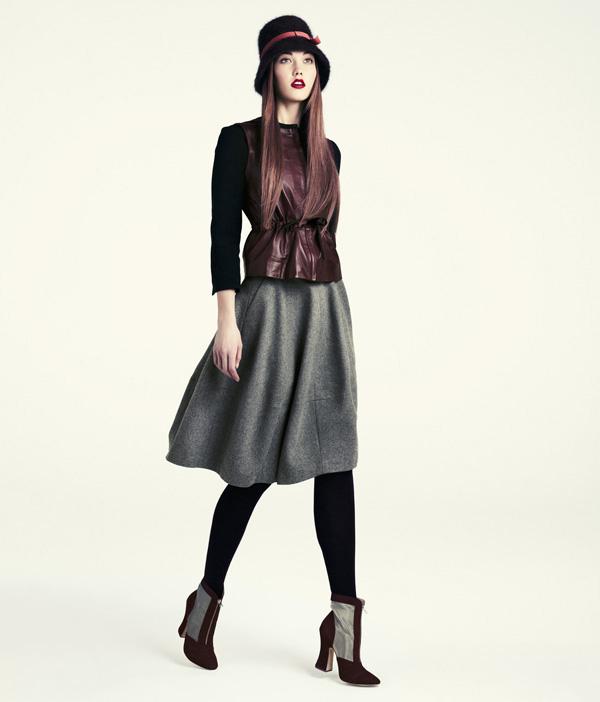 mode femme lookbook h m automne hiver 2011 en mode fashion. Black Bedroom Furniture Sets. Home Design Ideas