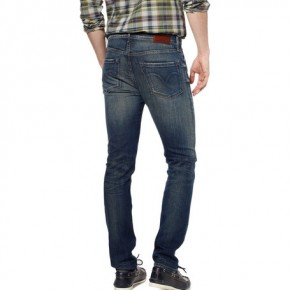 Levi's Made & Crafted Skinny Washed Jeans-3
