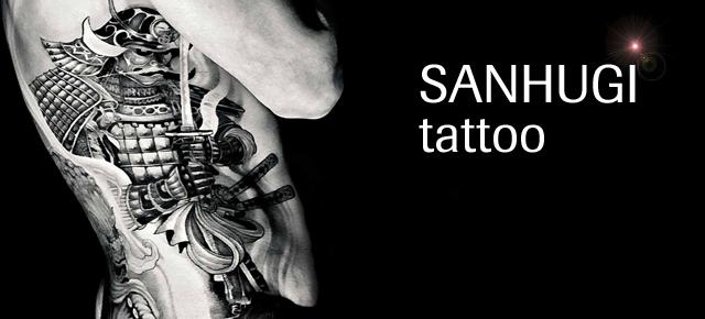 La santa muerte par sanhugi en mode fashion - Santa muerte tatouage signification ...