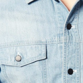 ASOS - Chemise en jeans