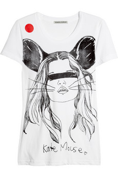 Simeon Farrar for Japan - Kate Mouse T-shirt