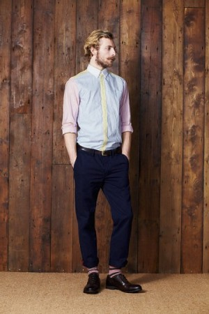 Ben Sherman collection automne hiver 2011 2012