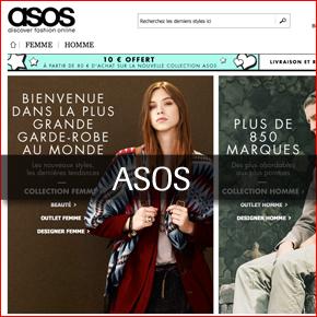Asos code promo asos bon de reduction et code avantage - Code avantage maisons du monde ...