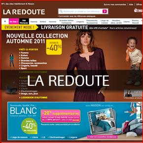 La Redoute Code Promo La Redoute Et Bon De R Duction