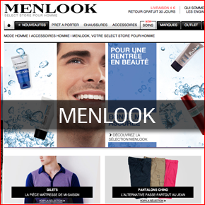 Menlook code promo menlook bon reduction et coupon - Code reduction maisons du monde ...
