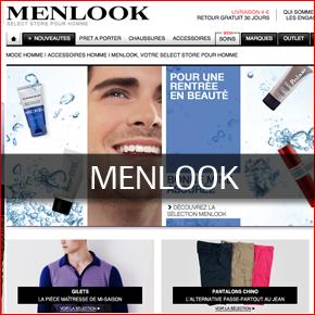 Menlook code promo menlook bon reduction et coupon - Code reduction maisons du monde ...