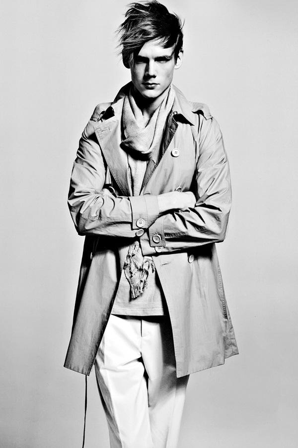 Dior Homme - printemps été 2012