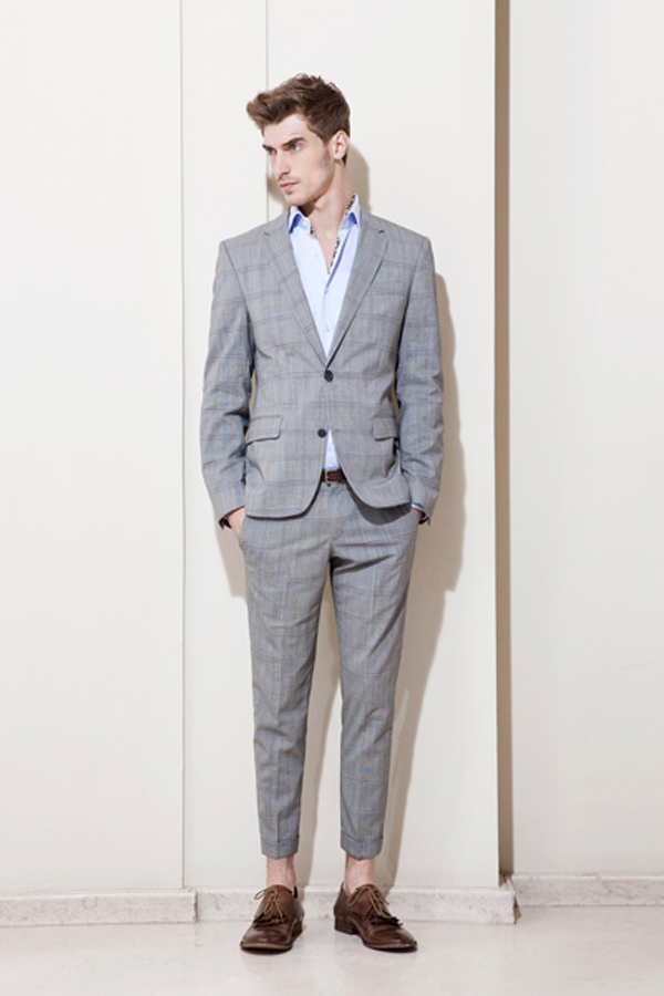 Homme Costume Zara CostumeMode Sappe Gris Et WH9ED2YI