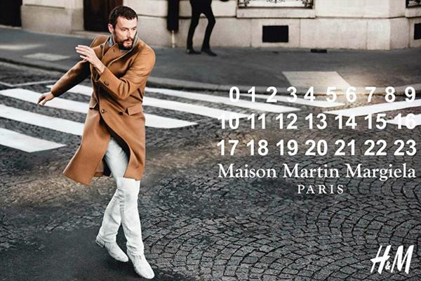 H&M x Maison Martin Margiela